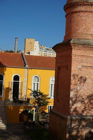 Pestana Palacio do Freixo: The spa