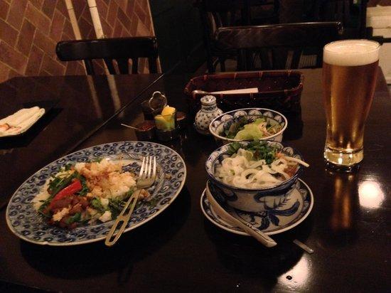 Rive Gauche: Set dinner menu