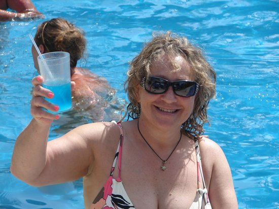 Iberostar Tucan Hotel: drink in the pool