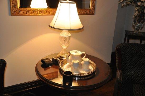 Hotel Le Clos Saint-Louis : Bedroom