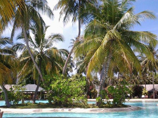Sun Island Resort: grande piscine