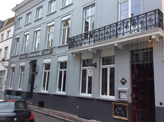 Hotel Cordoeanier : hotel