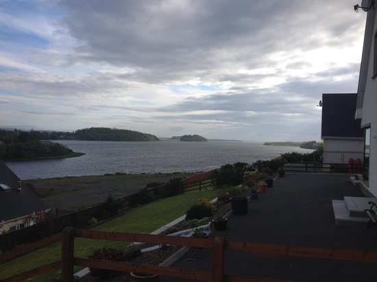 Ocean Breeze Bed and Breakfast: View from the b&b