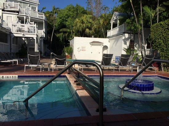 NYAH Key West: By the hot tub
