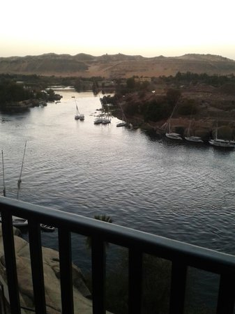 Sofitel Legend Old Cataract Aswan: SUNSET