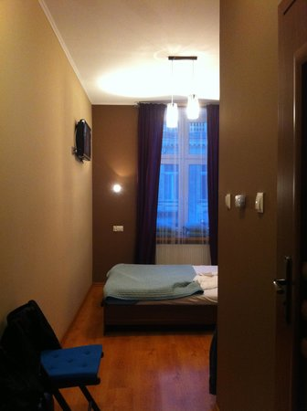 BedRooms Piotrkowska 64 : pokój