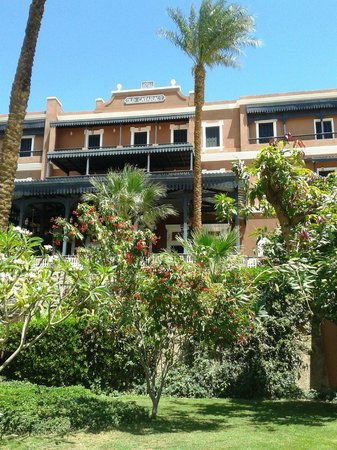 Sofitel Legend Old Cataract Aswan : A REAL PALACE