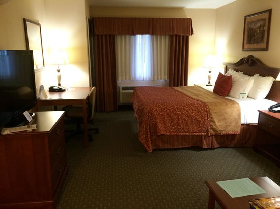 Best Western Plus Capital Inn: King Bed Room