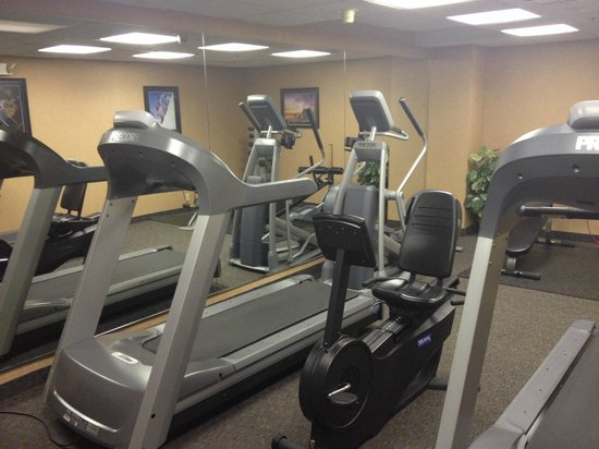 Quality Inn Auburn Hills: 24 hour exercise room