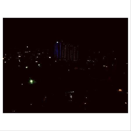 Crowne Plaza Semarang: ini pemandangan dari kamar saya lantai 10