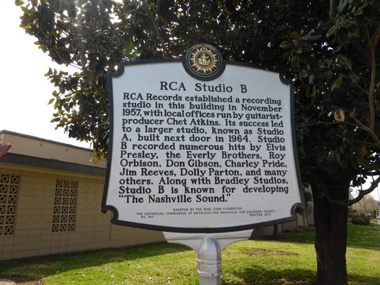 RCA Studio B: What its about
