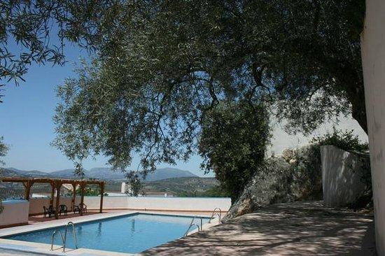 Zagra, Spanyol: piscina