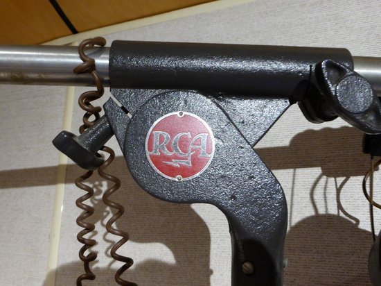 RCA Studio B: Vintage equipment