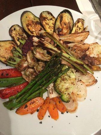Rincon de Pepe Restaurante: Verduras