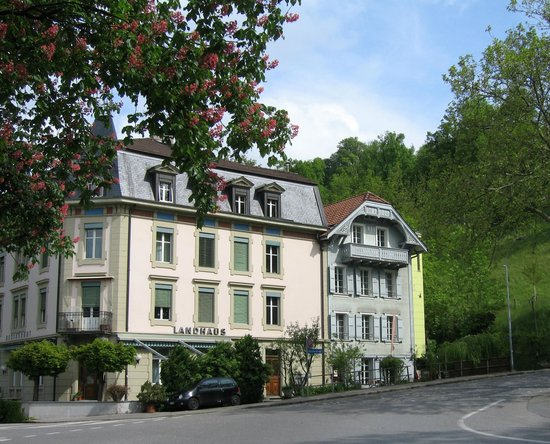 Hotel Landhaus: The hotel