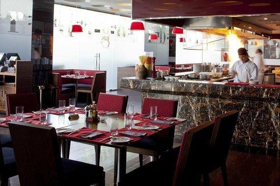 RBG Grill Restaurant at Park Inn by Radisson Muscat