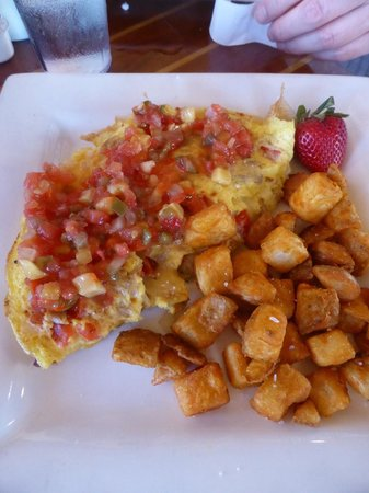 Yucatan Beach Stand Bar : SOB...South of the Border omelet