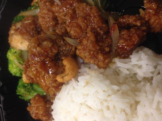 Siam to go: General Tso's Chicken