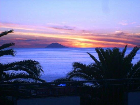 Zambrone, Italy: un meraviglioso tramonto