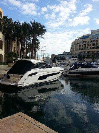 Hilton Malta: Marina