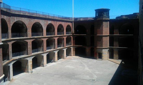 Fort Point National Historic Site: Fort Point