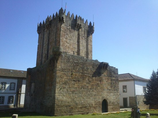 Hotel Casino Chaves : Chaves Castle
