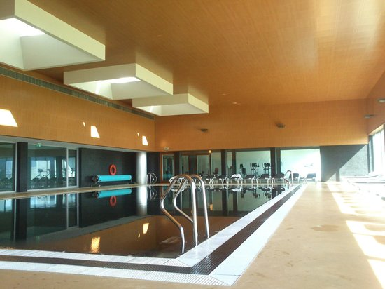 Hotel Casino Chaves : Indoor pool