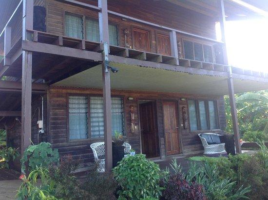 Deco Stop Lodge : Double Room