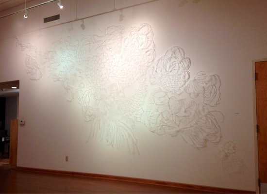 Valdosta, GA: Winska installation at Turner Center