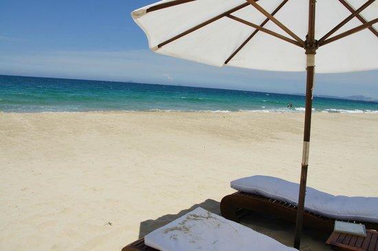 Mia Resort Nha Trang: Пляж