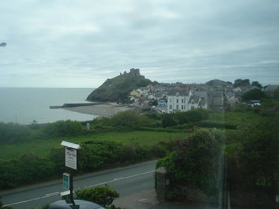 Plas Isa Hotel: View from room 6