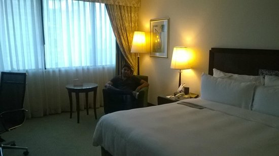 Plaza Athénée Bangkok, A Royal Méridien Hotel : My Room