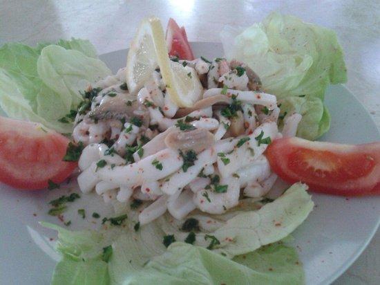 Samaky : Salade fraîcheur
