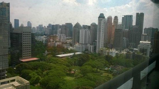 Plaza Athénée Bangkok, A Royal Méridien Hotel : From My Room