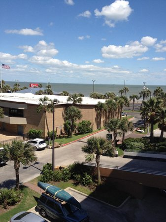 Quality Inn & Suites Beachfront: Nice view from our room 307