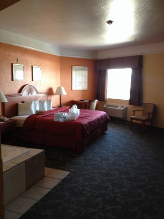 Quality Inn & Suites Beachfront : Room 307