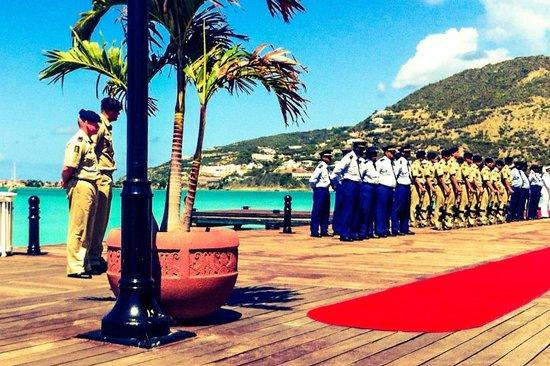 Sonesta Great Bay Beach Resort, Casino & Spa: Memorial day