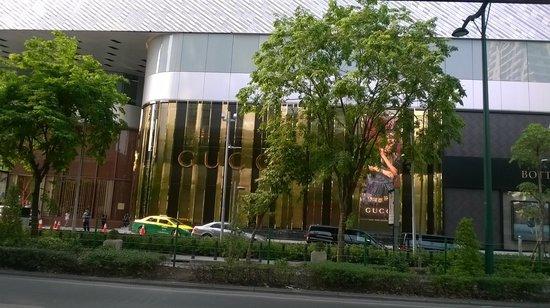 Plaza Athenee Bangkok, A Royal Meridien Hotel: Mall
