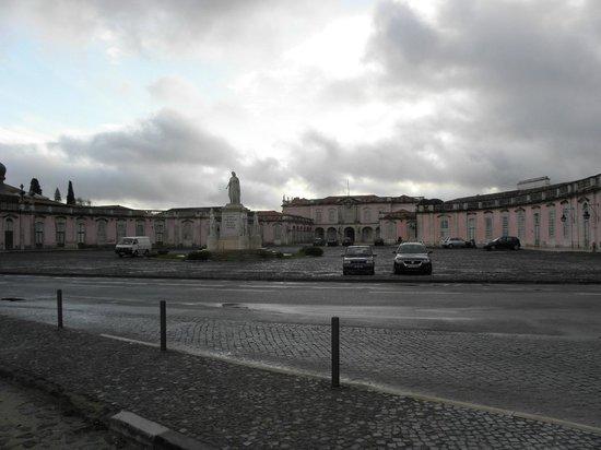 Pousada Palacio de Queluz: 外観