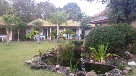 Samui Mermaid Resort : Beautiful landscape