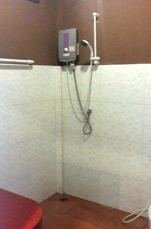 Samui Mermaid Resort : Bathroom