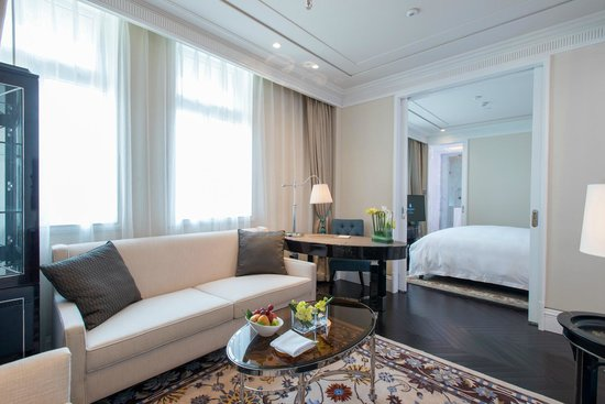 Sofitel Legend Peoples Grand Hotel Xian : Our suite