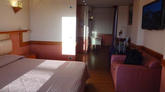 Sangallo Palace Hotel: Zimmer