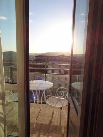 Sangallo Palace Hotel: Aussicht