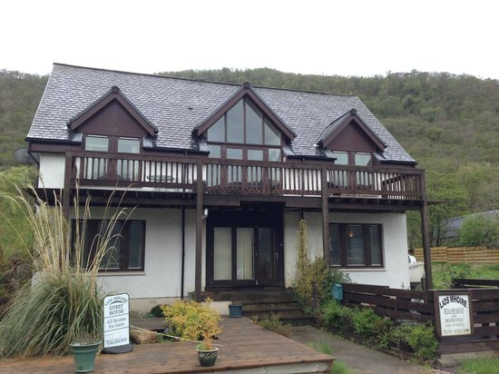 Lios Mhoire Bed and Breakfast : Outside view of B&B