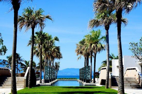 Hyatt Regency Danang Resort & Spa: The pool