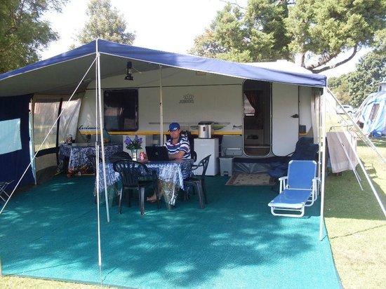 Badplaas A Forever Resort: camping