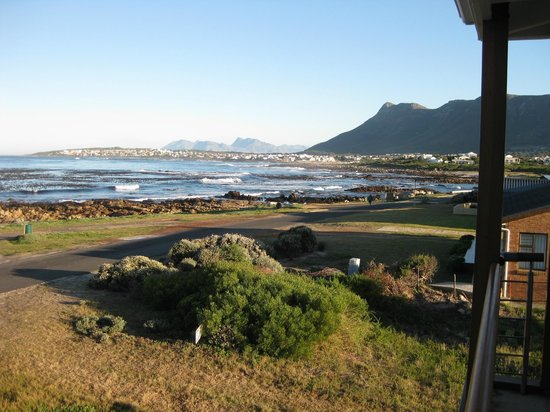 138 Marine Beachfront Guesthouse : View from deck