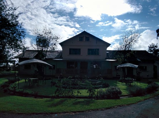 Hosteria-PapaGayo South: From the Garden