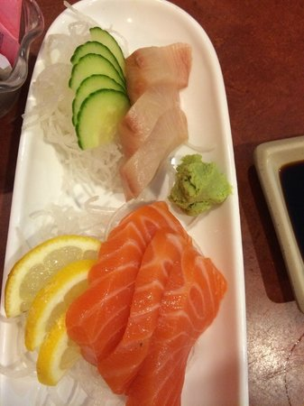 Masa's Sushi & Robata Bar: Delicious